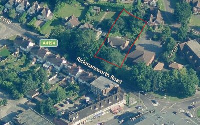 Planning Approved for Rickmansworth Road Site in Amersham